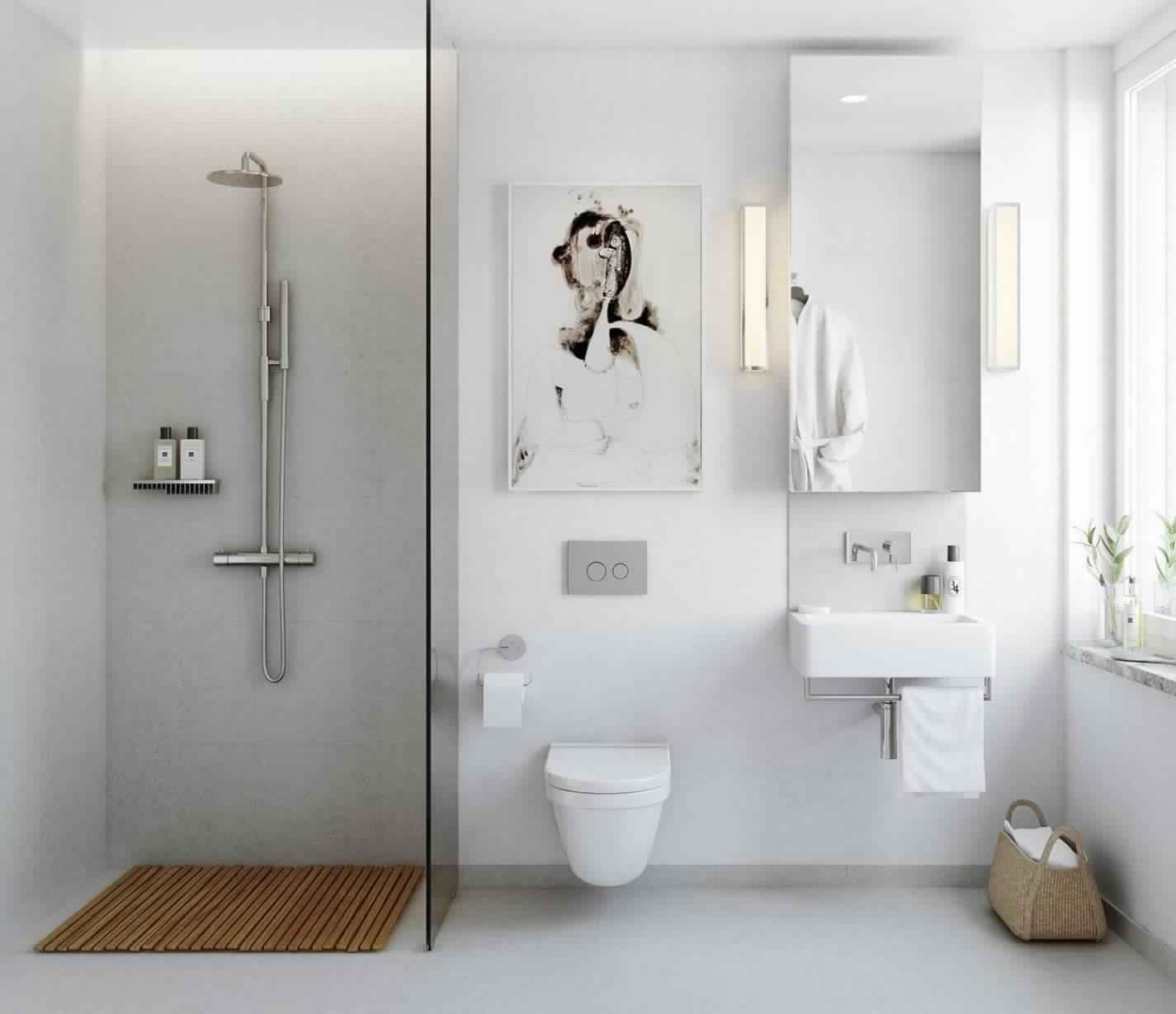 بالصور ديكور حمامات منازل , ديكورات تناسب جميع مساحات الحمامات 3254 15