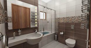 صور ديكور حمامات منازل , ديكورات تناسب جميع مساحات الحمامات