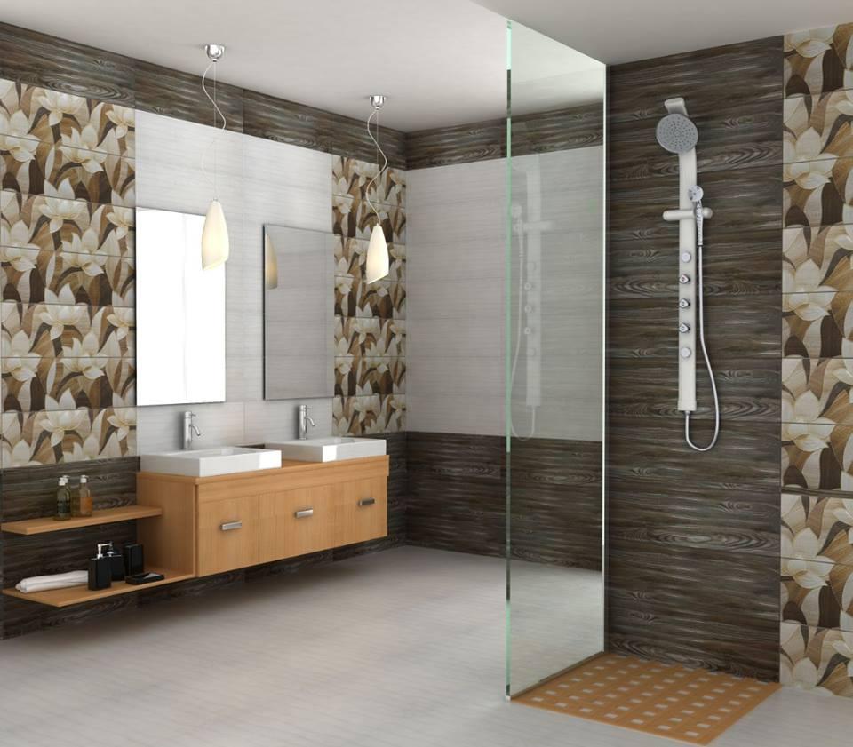 بالصور ديكور حمامات منازل , ديكورات تناسب جميع مساحات الحمامات 3254 5