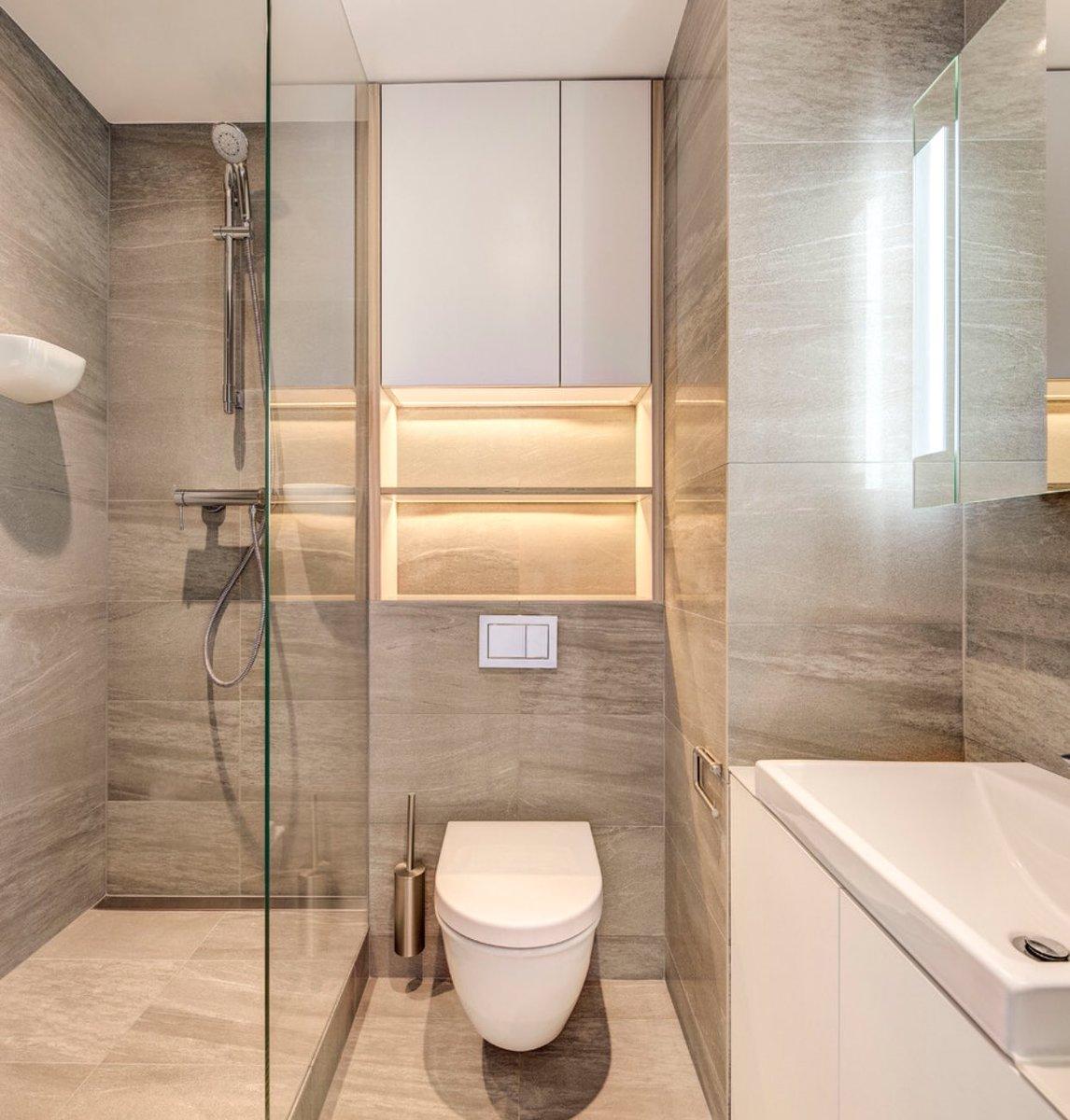 بالصور ديكور حمامات منازل , ديكورات تناسب جميع مساحات الحمامات 3254 9