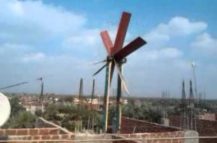بالصور كيفية توليد الكهرباء من الرياح بطريقة بسيطة , كيف نحصل علي كهرباء من الرياح 7021 5 310x205