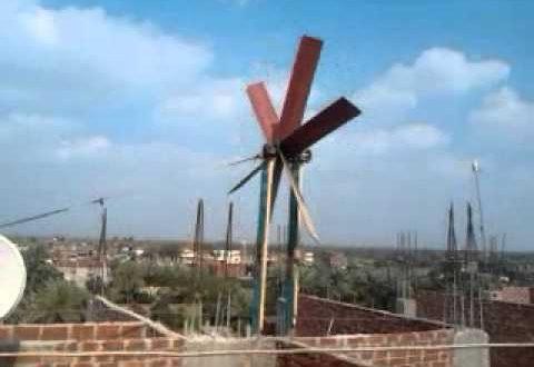 بالصور كيفية توليد الكهرباء من الرياح بطريقة بسيطة , كيف نحصل علي كهرباء من الرياح 7021 5 480x330