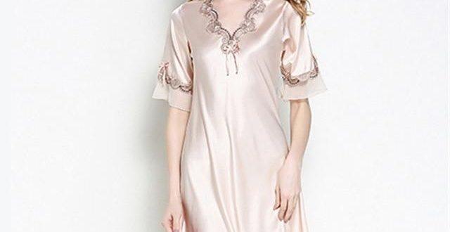 صور قمصان نوم ستان , كولكشن شيك من قمصان النوم الرائعة تزيد من انوثتك