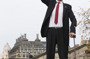 صورة اطول رجل في العالم , تعرف على اطول رجل في موسوعة جينس