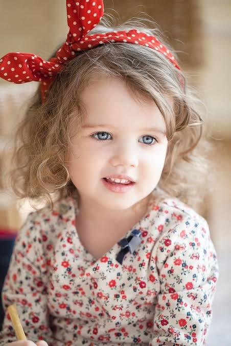 صورة اجمل صور اطفال بنات , بنات صغننة بس قمر