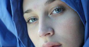 صورة اجمل بنات محجبات بدون مكياج , قمر برضه من غير ميكب