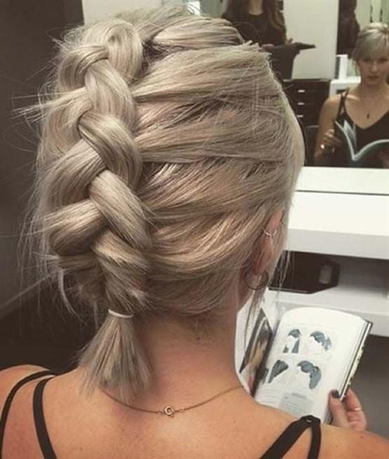 صورة اجمل تسريحات الشعر القصير , تسريحات مميزة لشعرك