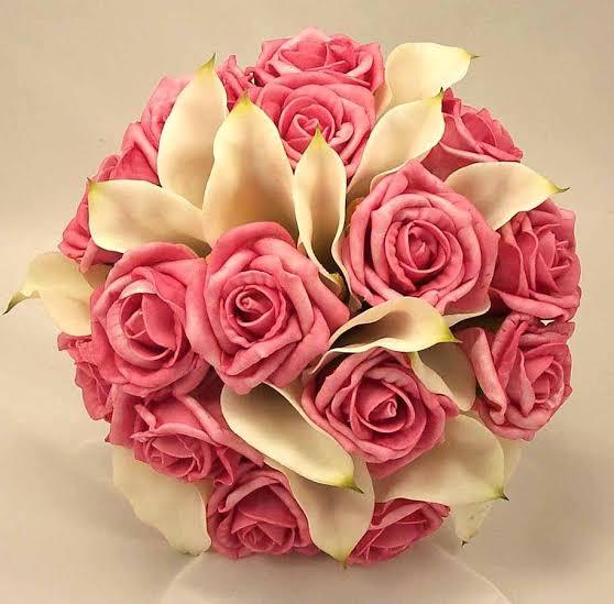 صورة اجمل بوكيه ورد , اهدى لحبيبك اجمل باقه من الزهور 2330 9