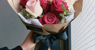 صورة باقات ورود , احلى خلفيات من الورود الرقيقه