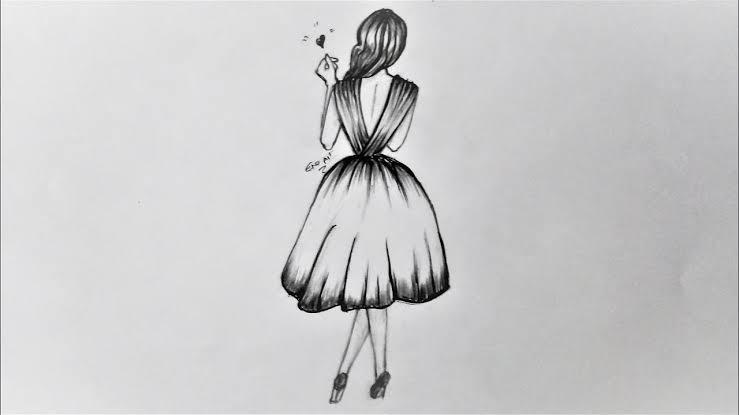 صورة رسومات بالرصاص , الى محبى الرسم اليكم هذه الصور الرقيقه 2406 3