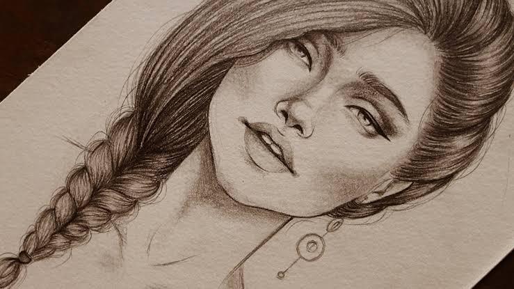 صورة رسومات بالرصاص , الى محبى الرسم اليكم هذه الصور الرقيقه 2406 6