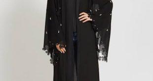 صورة موديلات عبايات , ارتدى اشيك استايل من العبايه السوداء