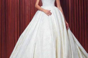 صورة صور فساتين اعراس , اجمل اطلاله للفتاه فى ليله العمر