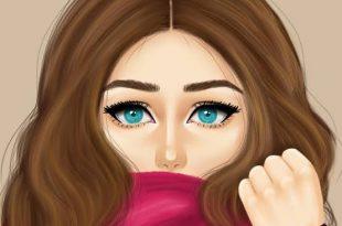 صورة رسومات بنات حلوه , احلى رسمه ممكن تشوفها هنا