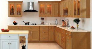 صورة اشكال مطابخ صغيرة , فكرة جميلة للمطبخ ذو المساحة الصغيرة