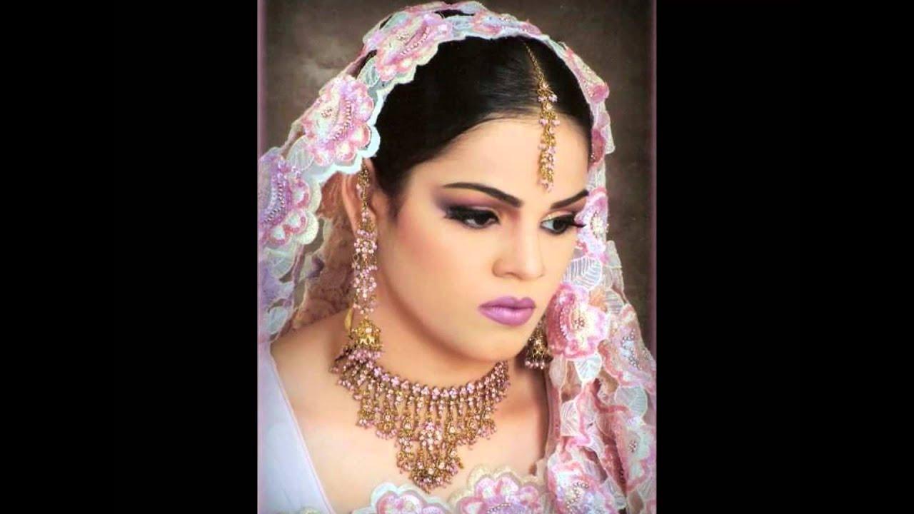 صورة مكياج هندي , اجمل نساء الهند تعلمي بعض اسرارهم