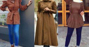 صورة ملابس شتوية , الجاكت والكوفيه اختيارك هذا العام