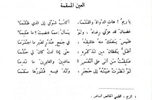 صورة قصيدة عن الاب , كلمات معبرة جدا عن حنان الاب
