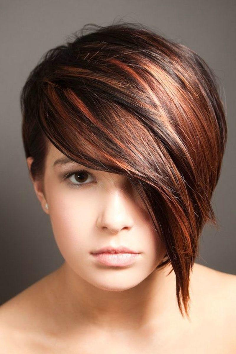 صورة انواع قصات الشعر , اعرفي هاتقصي شعرك ازاي 3729 8