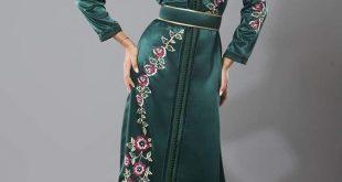 صورة موديلات قفطان , بعض الملابس من بلاد المغرب الرائع