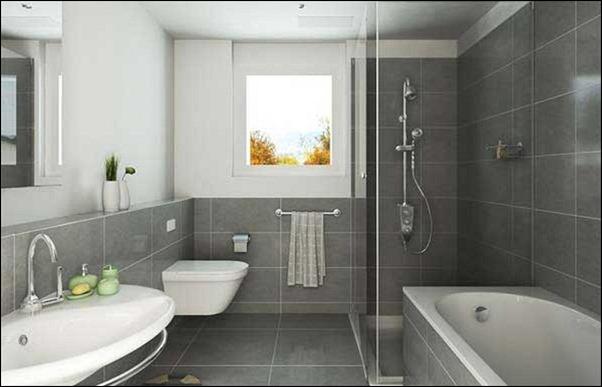 صورة ديكورات حمامات بسيطة , حمامات لكل عروسة