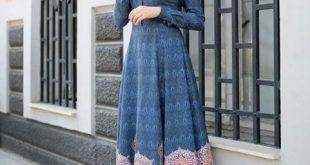 صورة فساتين تركية للمحجبات , ستايل الحجاب التركي