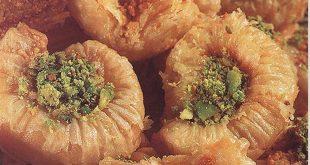 صورة حلويات شامية ,حلويات سورية حلوة اوي