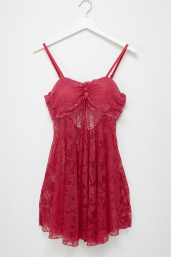 صورة قمصان نوم دلع , لانجري لاحلي عروسة مدلعه 4341 5