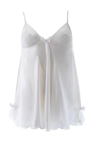 صورة قمصان نوم دلع , لانجري لاحلي عروسة مدلعه 4341 9
