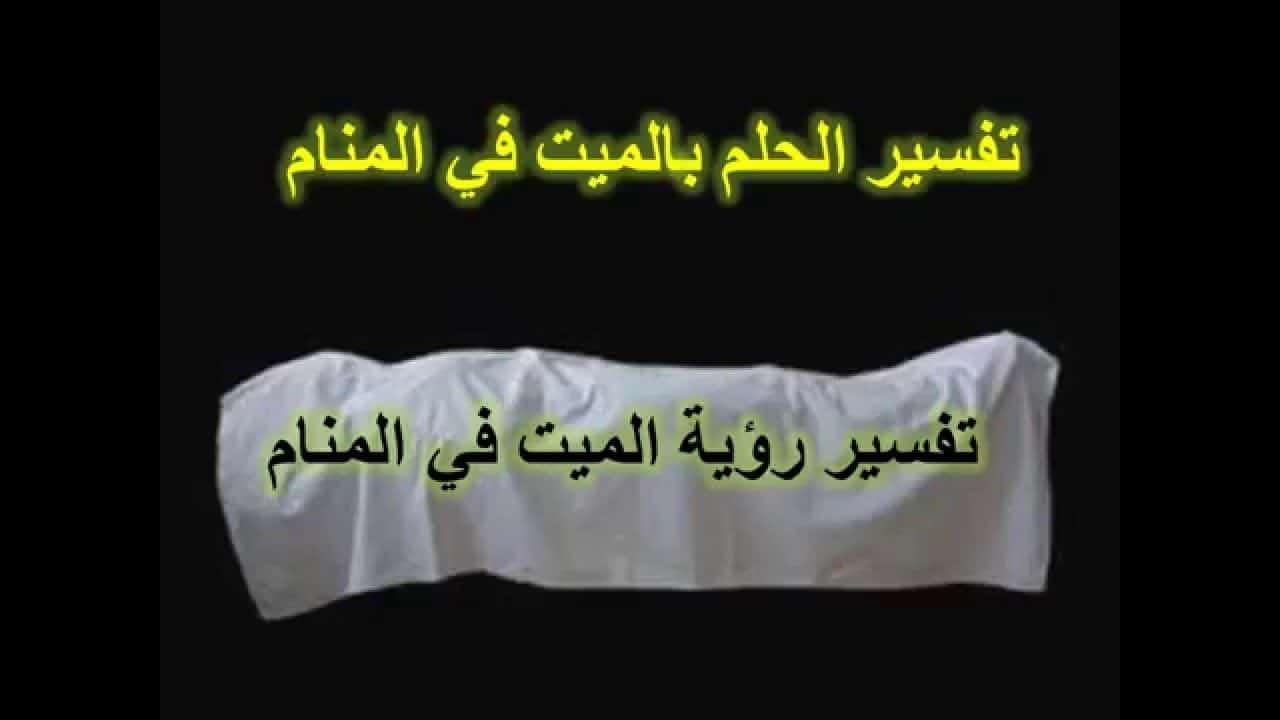 صورة رؤية الميت في المنام يتكلم , شخص ميت غالى عليا بيتكلم معايا فى الحلم 1525 1