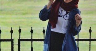 صورة رمزيات بنات محجبات , بنات لابسة حجاب