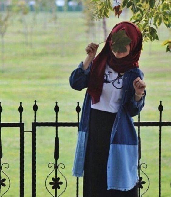 صورة رمزيات بنات محجبات , بنات لابسة حجاب 4267