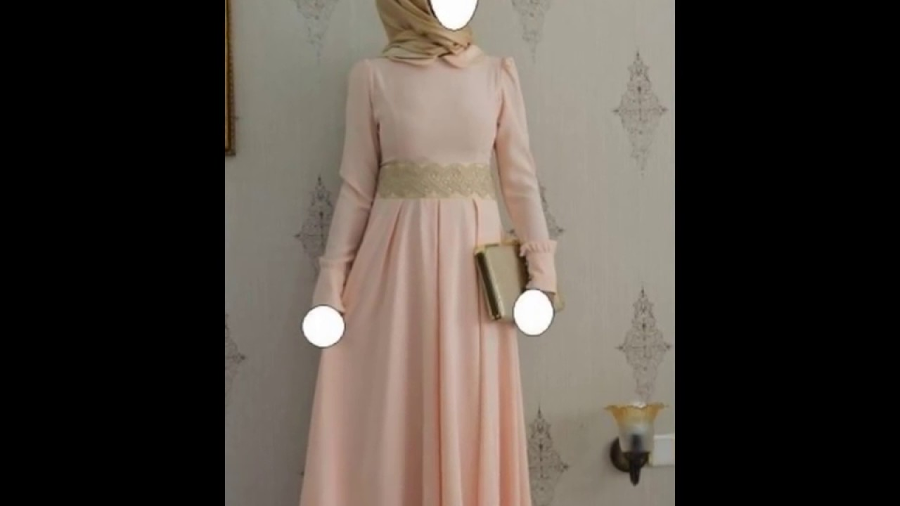 صورة موديلات حجابات جزائرية مخيطة , ستايل الحجاب في الجزائر
