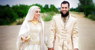 افراح اسلامية , الفرحه و السعاده للعروسه فى ليله العمر
