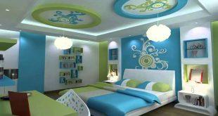 صورة ديكورات جبس غرف نوم اطفال , غرفه اطفالك فى منتهى الشياكه