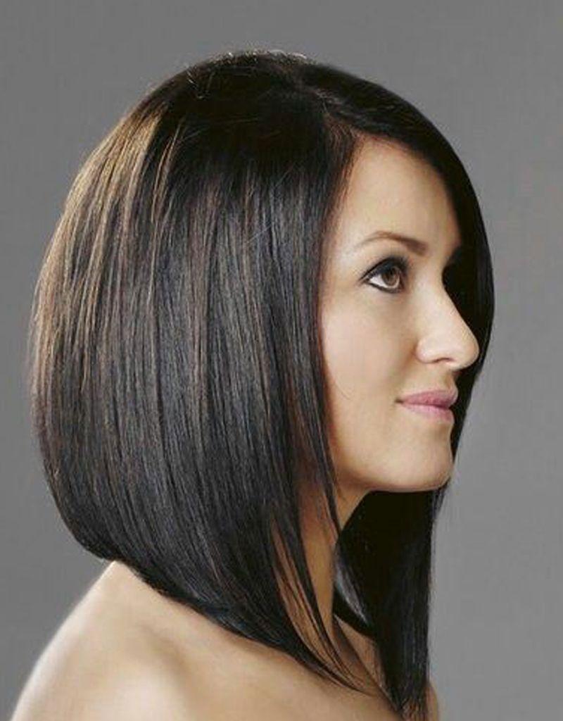 صورة قصات شعر للبنات , شعرك انسيابى بشكل جذاب 4594 4