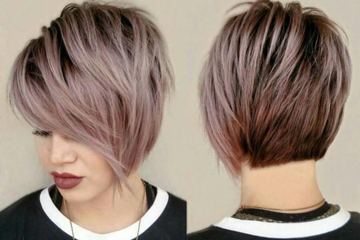 صورة قصات شعر للبنات , شعرك انسيابى بشكل جذاب 4594 5