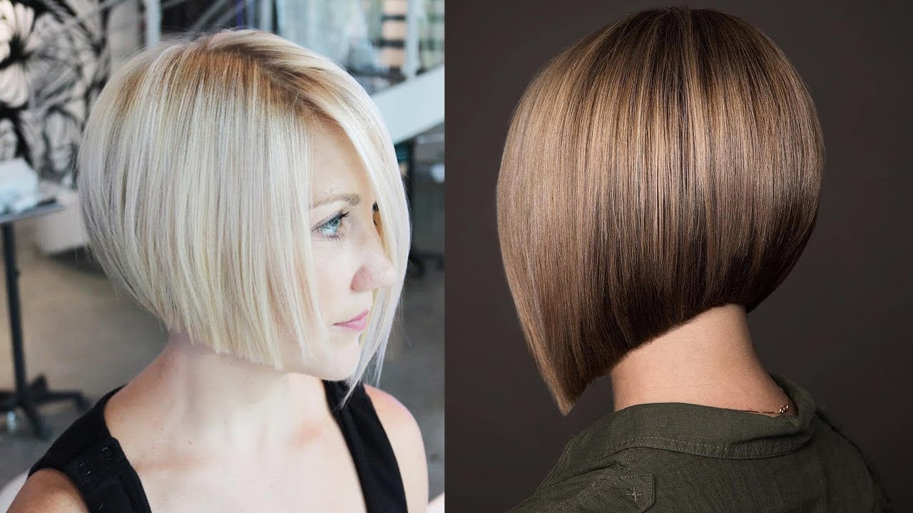 صورة قصات شعر للبنات , شعرك انسيابى بشكل جذاب 4594 6