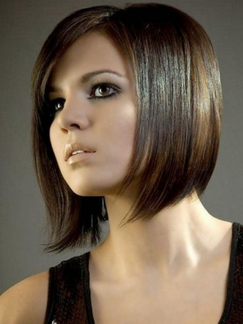 صورة قصات شعر للبنات , شعرك انسيابى بشكل جذاب 4594