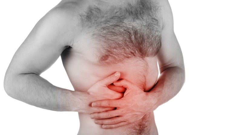 صورة اعراض تشنج القولون , أسباب تؤدي إلى تشنجات الأمعاء 6550 1