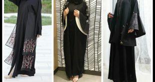 صورة عبايات كويتية , ارتدى اشيك عبايه بين اصدقائك