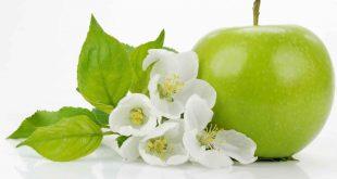 صورة رجيم التفاح الاخضر , خليكى رشيقه باحلى نظام غذائى