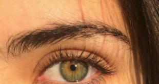 صورة العين الملونه لها جاذبيه خاصه , صور عيون