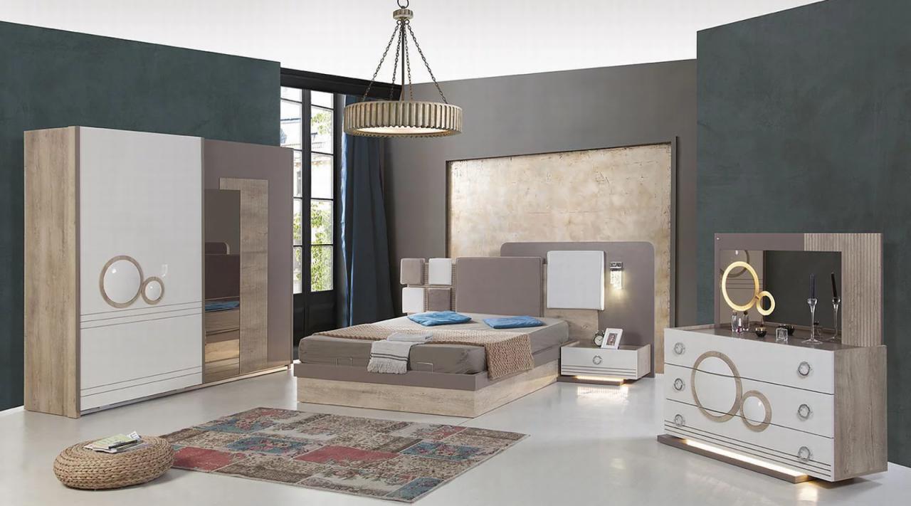 صورة اختارى غرفتك بنفسك لانها مملكتك , اوض نوم مودرن 2019