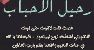 صورة من اشد المواقف اللى ممكن تمر بيها ,  فراق الاحبة 2113 11 310x165