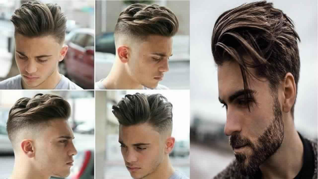 صورة اجمل قصات الشعر للرجال , اهتم بشعرك فى كل وقت جيدا 4509 5