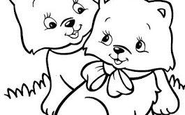 صورة علمي طفلك ازاي يلون , رسوم تلوين للاطفال